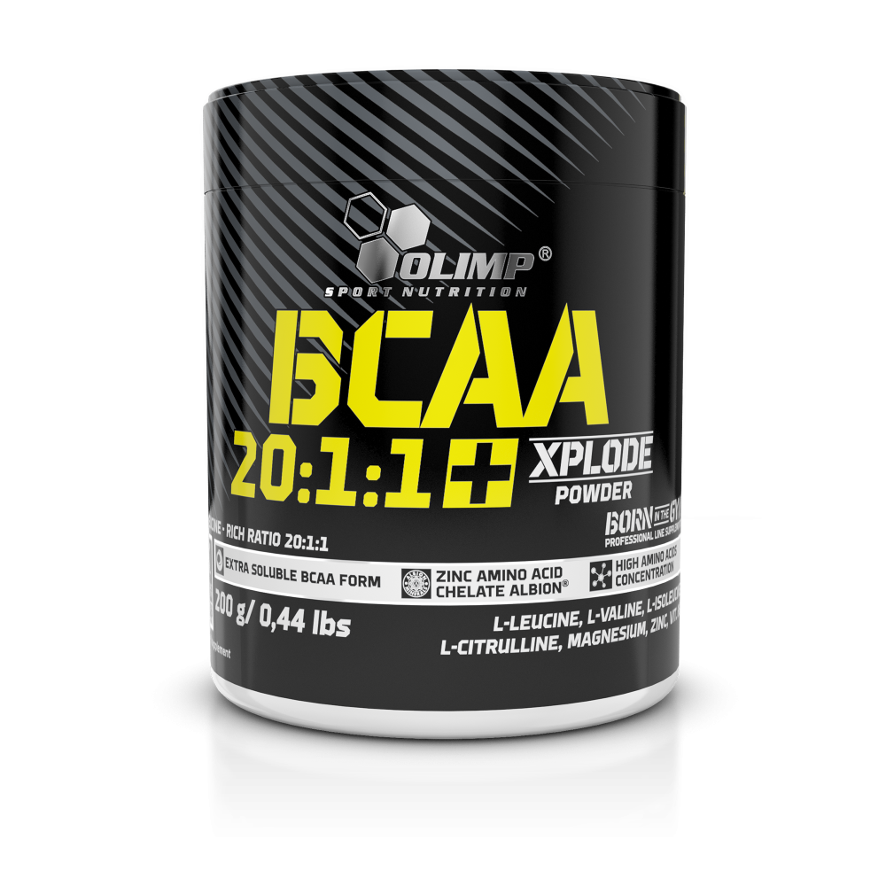 BCAA 20:1:1 Xplode Powder®