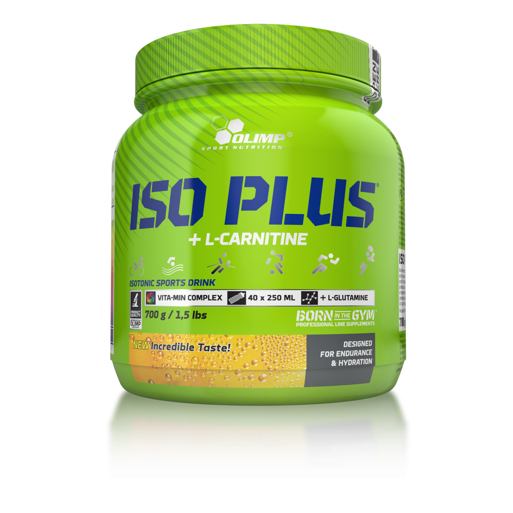 Iso Plus® + L-Carnitine