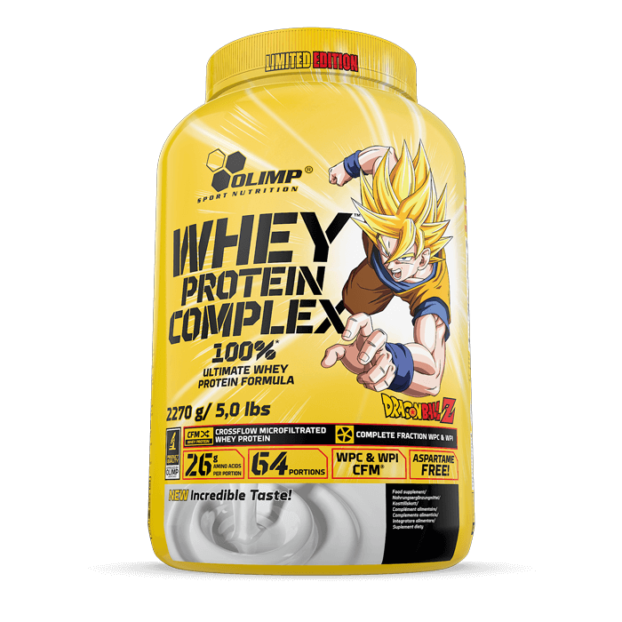 Whey Protein Complex Dragon Ball 2,27kg