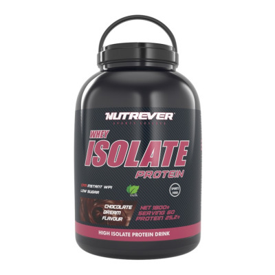 Whey Protein  Isolate 1800g