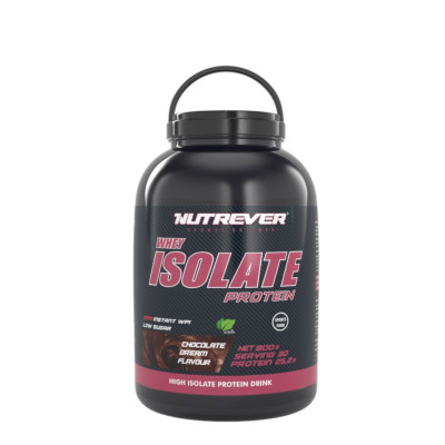 Whey Protein  Isolate 900g